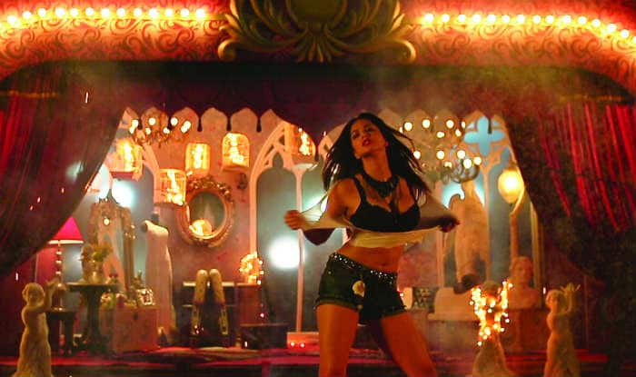Sunny Leone inspired by Jennifer Aniston & Demi Moore for Mastizaade!