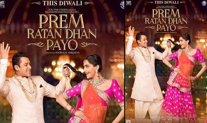 Prem Ratan Dhan Payo Movie Review Salman Khan Sonam Kapoor Starrer