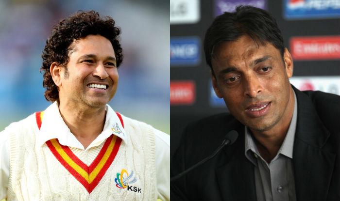 Shoaib Akhtar wants to play for Sachin Tendulkar's team in Cricket All Stars