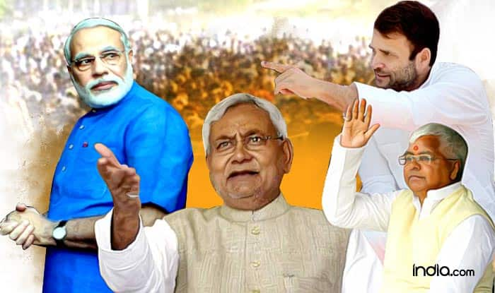 JD(U), RJD, Congress bounce back; Close contest indicates possibility of hung assembly in Bihar