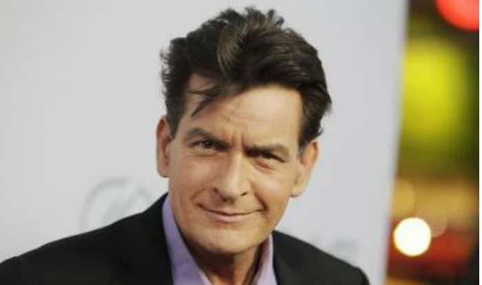 Celebrities show support for HIV positive Charlie Sheen