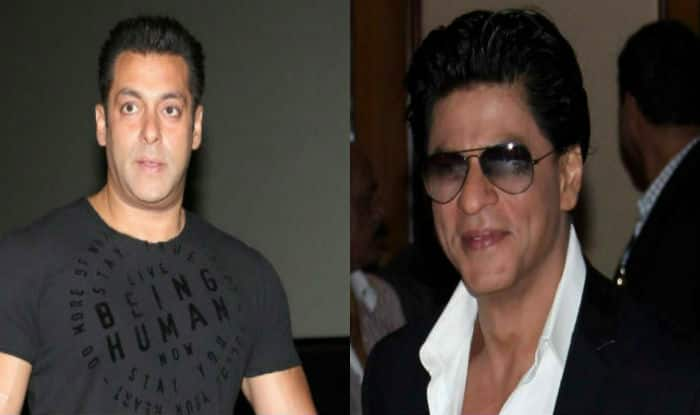 Salman Khan teaches Shah Rukh Khan 'Sultan' moves on birthday