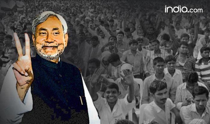 The rise and rise of 'Vikas Purush' Nitish Kumar