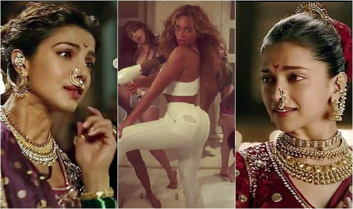 Beyonce nails Bajirao Mastani song Pinga, after PRDP mashup series!