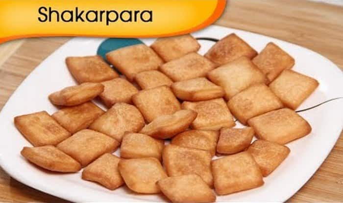 Diwali recipes: How to make Shakkar Para or Shankarpali