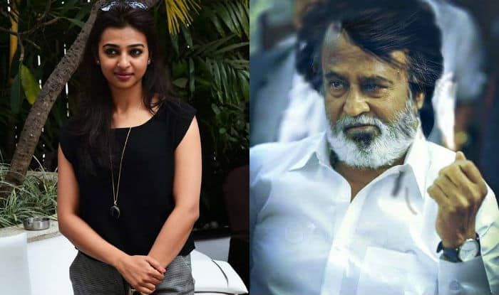 Radhika Apte all set to play Rajinikanth's wife in Kabali