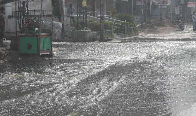 Heavy rains lash Andhra Pradesh, five killed