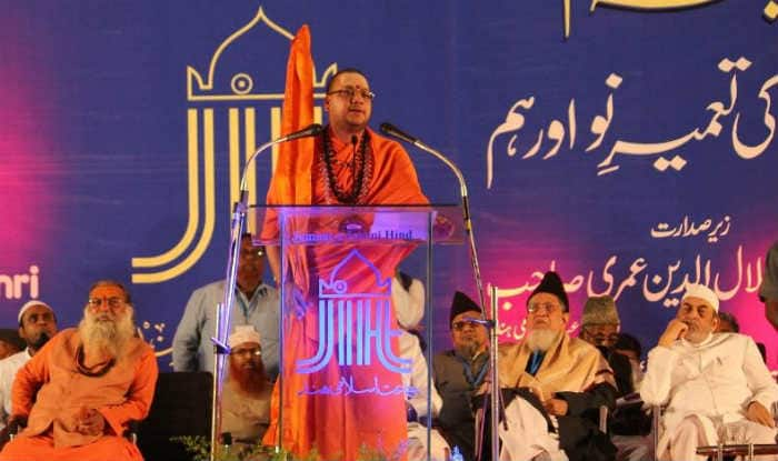 Had Islam been a religion of terrorism, Hindus would not have been existed in India today, says Shankaracharya