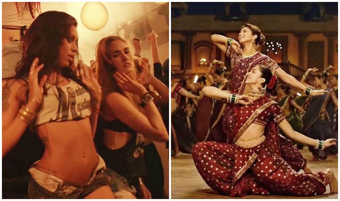 Deepika Padukone & Priyanka Chopra's new version of Bajirao Mastani song Pinga is hilarious!
