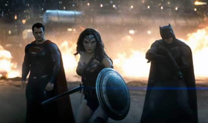 Batman v Superman: Dawn of Justice trailer 2 – Wonder Woman defends Bruce Wayne from Clark Kent's alter ego