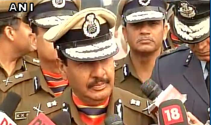 Delhi plane crash: DG BSF says there was no problem with the aircraft, families of martyrs lie grief torn