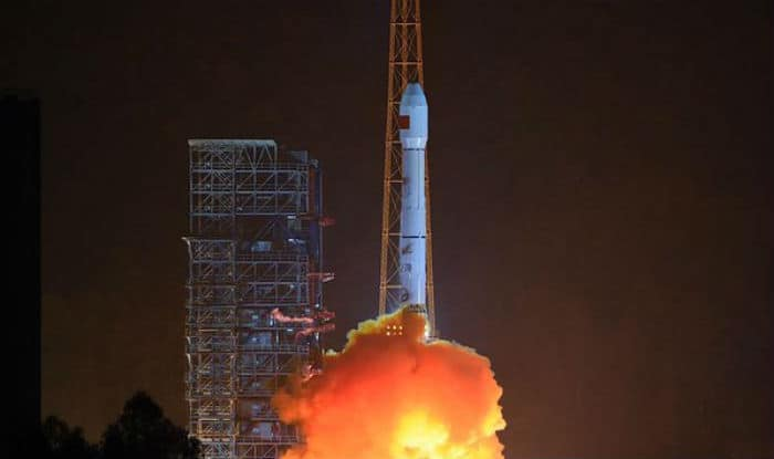 """China launches """"most sophisticated"""" observation satellite Gaofen-4"""