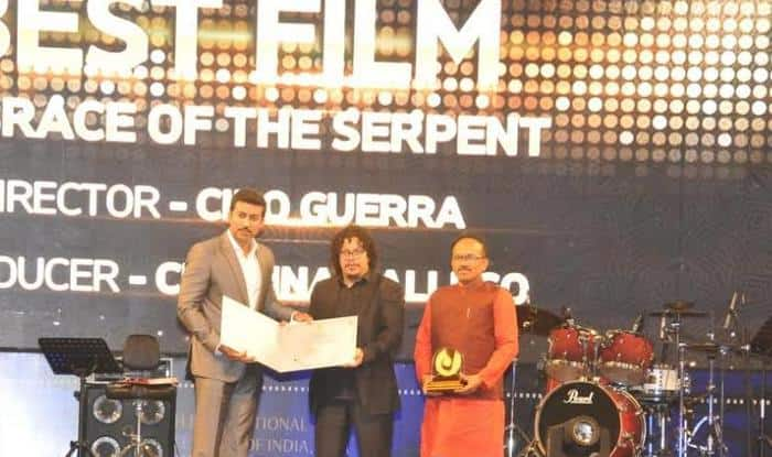 IFFI 2015: Award winners list at the 46th International Film Festival of India (In pics)