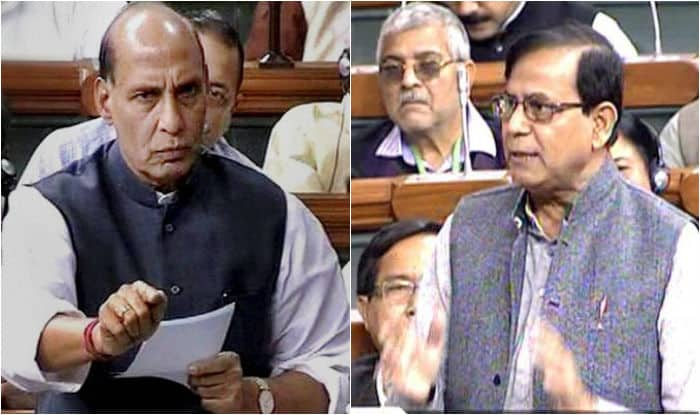 """Parliament Winter Session: Lok Sabha storm over 'Hindu Ruler' remark of Mohd Salim; Outlook magazine admits to quoting Rajnath Singh """"erroneously"""""""