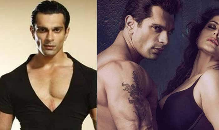 Does Karan Singh Grover give a complex to his heroines by showing off his cleavage? These pictures will prove us right!