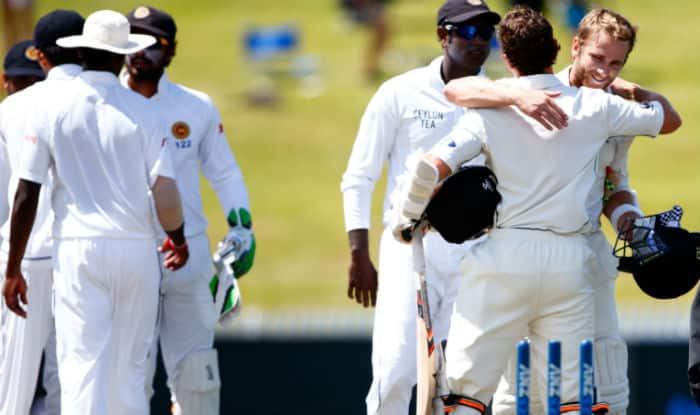Kane Williamson's ton helps New Zealand win 2nd Test against Sri Lanka; sweep series 2-0