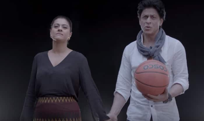 Shah Rukh Khan & Kajol turn kidnappers to promote Dilwale in this TVFPlay's video