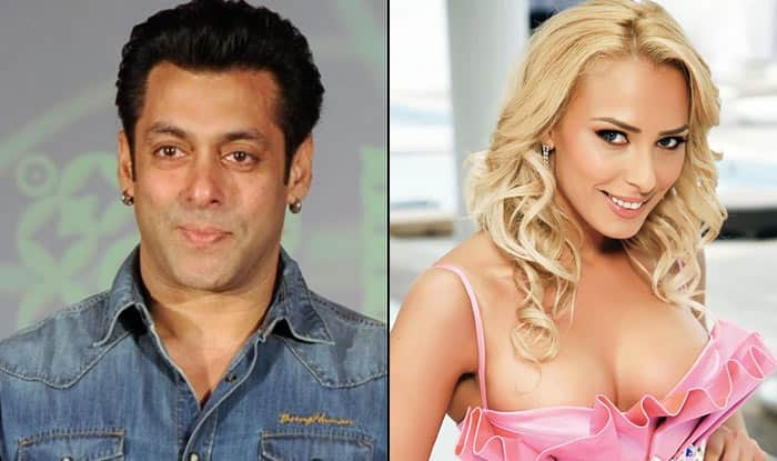 Salman Khan And His rumoured Girlfriend Lulia Vantur Mobbed By Fans at Jaipur Airport – Watch Viral Video