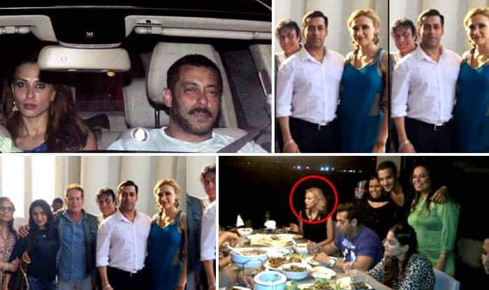 Salman Khan goes on secret date with Iulia Vantur! Will Sallu get hitched to ladylove this New Year?