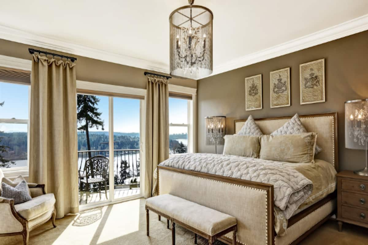 5 Simple Ways To Turn Your Bedroom Into A Five Star Retreat