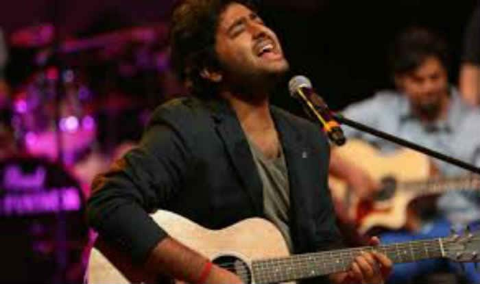 Arijit Singh feels one needs maturity to sing for King Khan