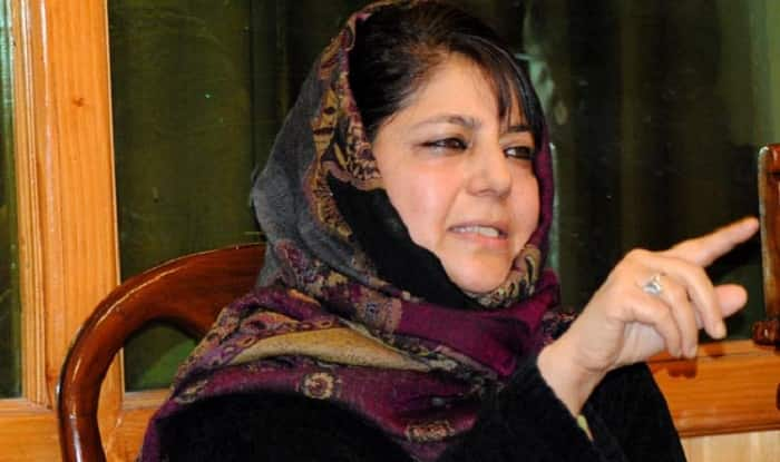 Mehbooba Mufti: 'ISIS cannot penetrate in Kashmir; India should not look at us only through security prism'