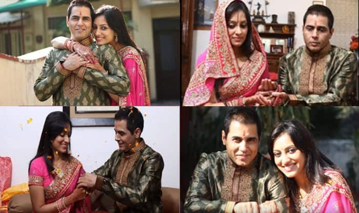 Aman Yatan Verma gets engaged to TV actress Vandana Lalwani after quitting Bigg Boss 9!