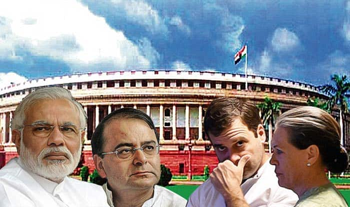 Opposition holds Parliament to ransom again as Winter session too heads for a washout; GST Bill continues in limbo