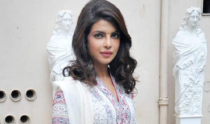 Priyanka Chopra lends support to campaign against anaemia