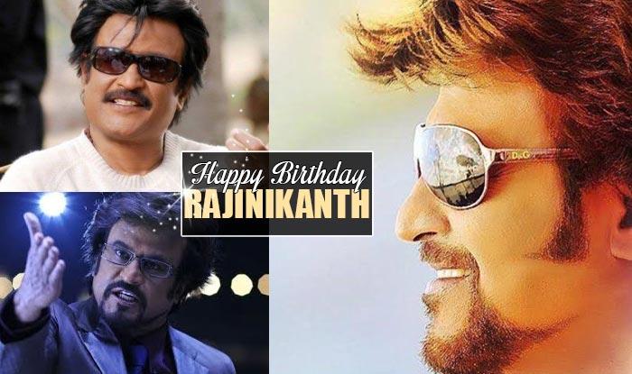 Rajinikanth Birthday: Top 5 movies of the south megastar!