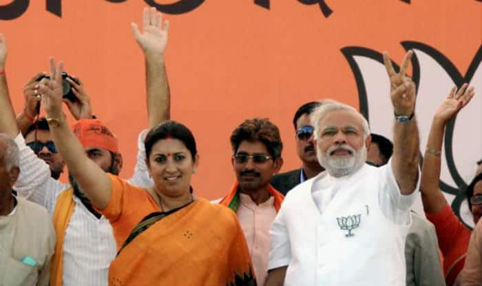 Smriti Irani illegitimate wife of Narendra Modi: Assam Congress leader hits a new low in Indian politics
