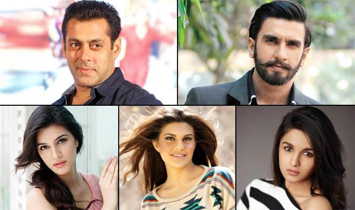 Filmfare Awards 2016: Salman Khan, Ranveer Singh, Alia Bhatt