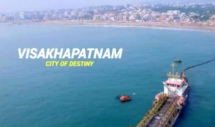 Get ready for an amazing 4K ultra HD virtual trip to Vizag!