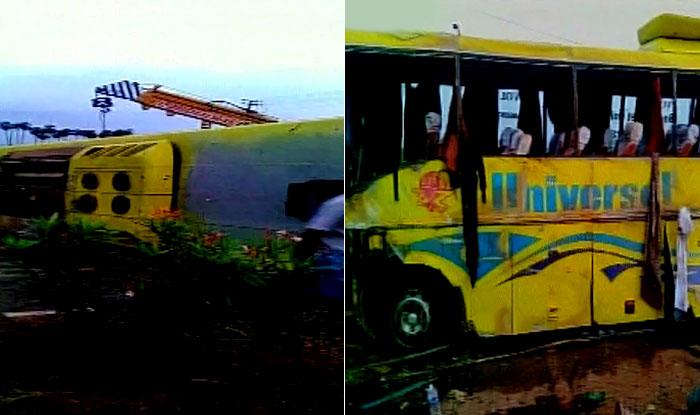 10 killed as bus overturns in Tirunelveli in Tamil Nadu | India News
