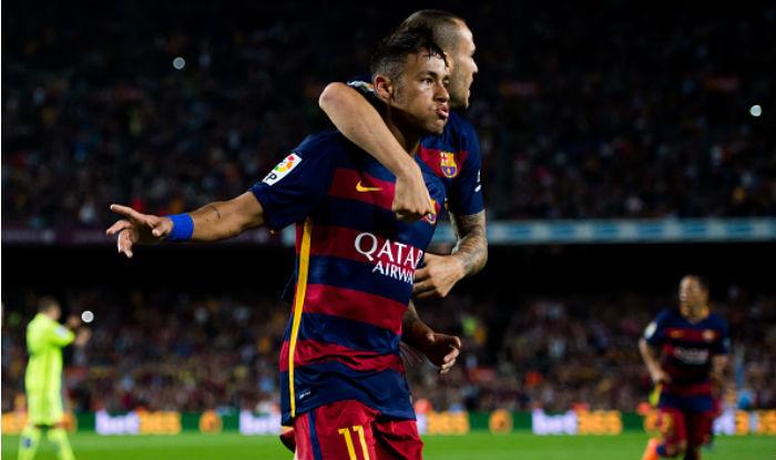 Compilation of Neymar Jr's first 50 goals for Barcelona