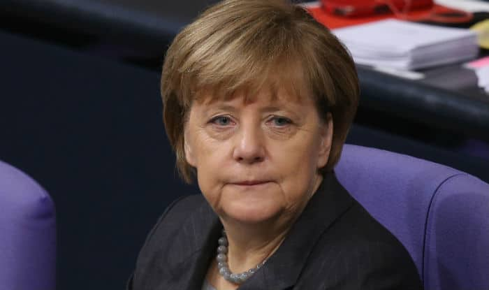 Angela Merkel to Remain Seated During National Anthems of India And Germany Due to Her Medical Condition