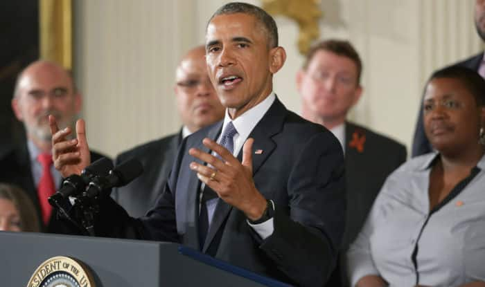 Barack Obama's gun control measures lambasted by US Republicans