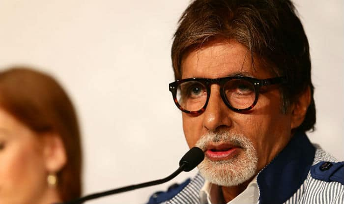 Don't know if it's right or wrong: Amitabh Bachchan on CBFC functioning