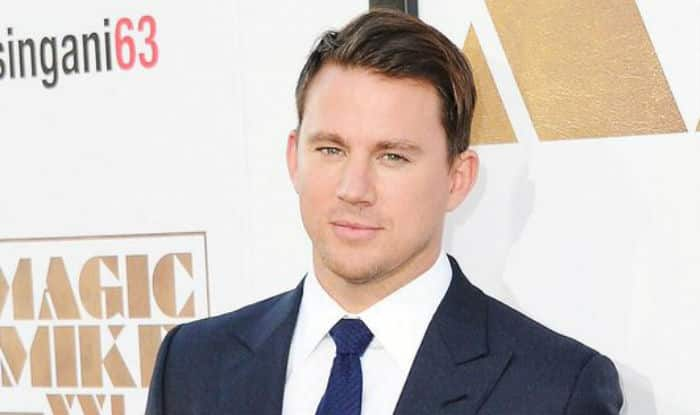 Channing Tatum needs a break