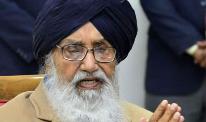 Parkash Singh Badal shifted out of ICU