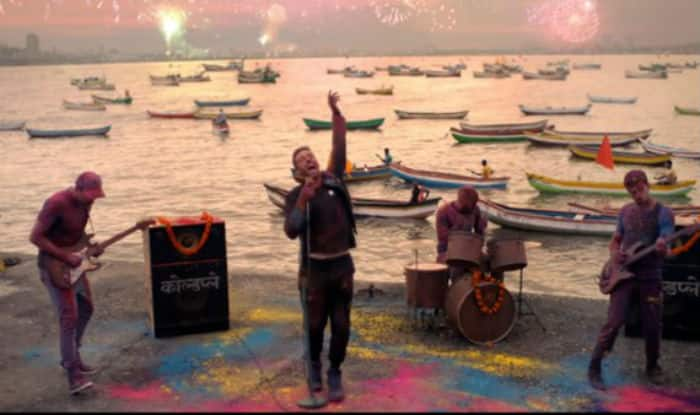 Coldplay's 'Hymn For The Weekend' video sparks Twitter debate