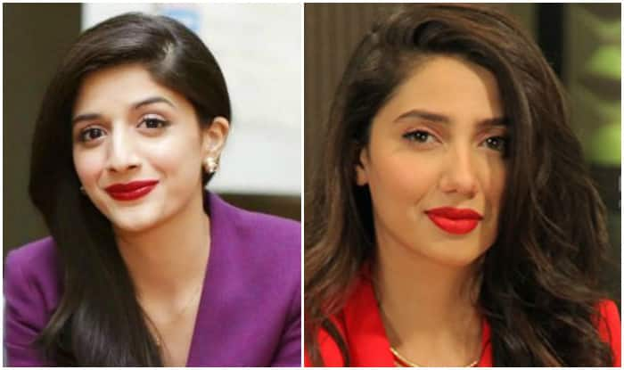 There's no competition with Mahira Khan, says Mawra Hocane