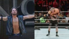 WWE Royal Rumble: More AJ Styles, Brock Lesnar were needed