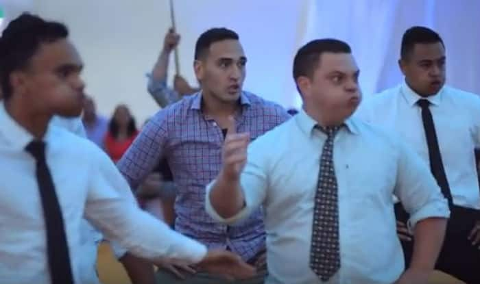 Move over All Blacks, this 'Haka' during a wedding is awe-inspiring [Watch Video]