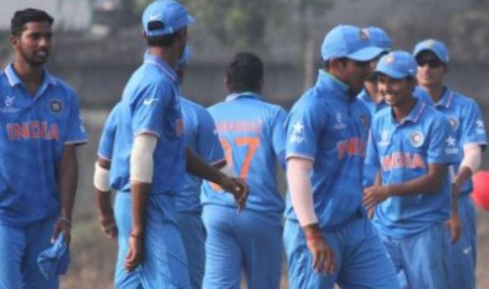 IRE 189, India win by 79 runs   Live Cricket Score Updates India vs Ireland ICC Under-19 World Cup 2016: IND vs IRE