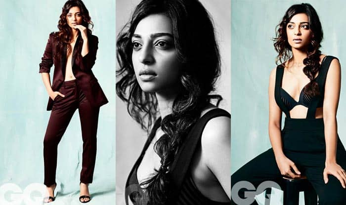 GQ India: Radhika Apte sheds inhibitions yet again with these sexy and aesthetic pictures!