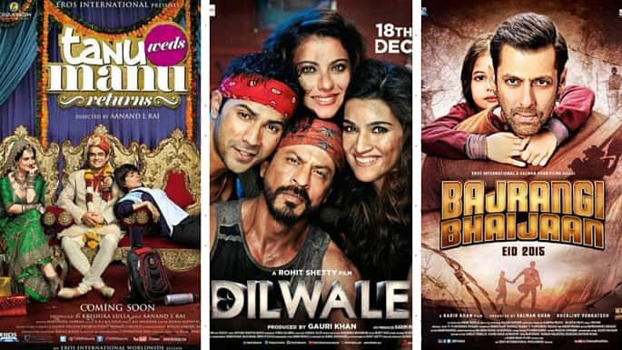 "Bollywood ""It"" films 2015"