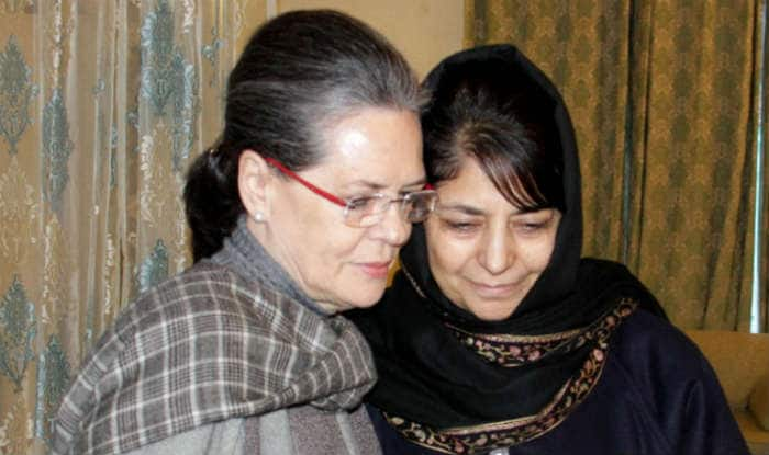 PDP-BJP alliance in trouble: Will Mehbooba Mufti form government with Congress in Jammu and Kashmir?