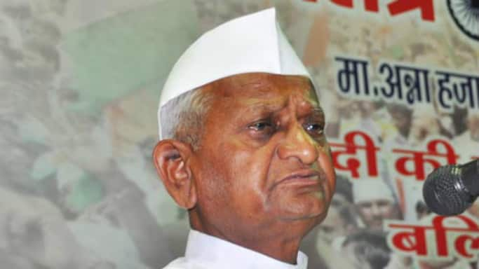 Anonymous letter threatens to kill Anna Hazare on January 26