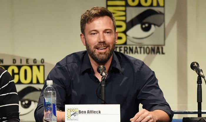 Robin is already dead in 'Batman vs Superman', reveals Ben Affleck